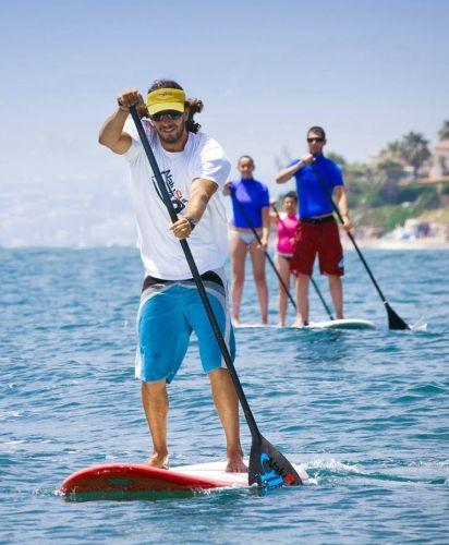 Paddle Surf en Conil
