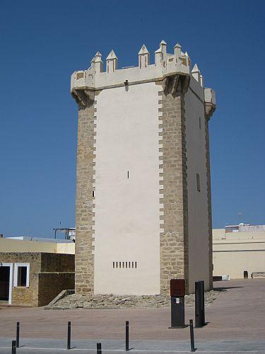 Torre de Guzmán el Bueno en Conil