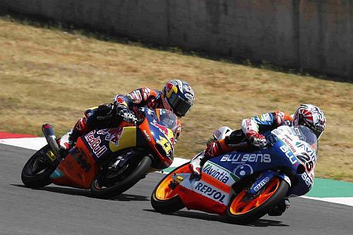 Gran Premio de Motos GP en el Circuito de Jerez