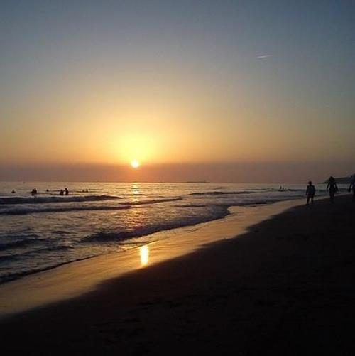 Sunset - Holiday Rentals in Conil