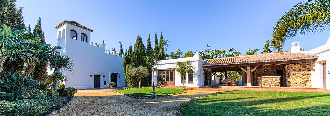 Hacienda Roche Viejo - Äußeres