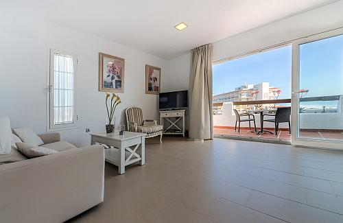 Apartment in Villas Flamenco Beach in Conil