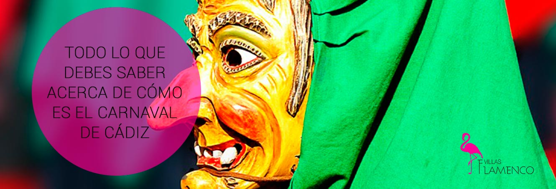 cómo es el carnaval de Cádiz