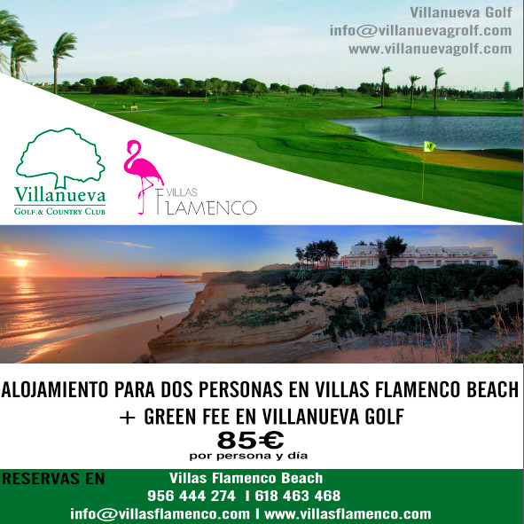 banner villanuena Golf