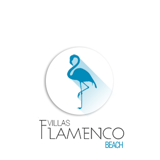 Logotipo de Villas Flamenco Beach - Alojamientos Villas Flamenco en Conil