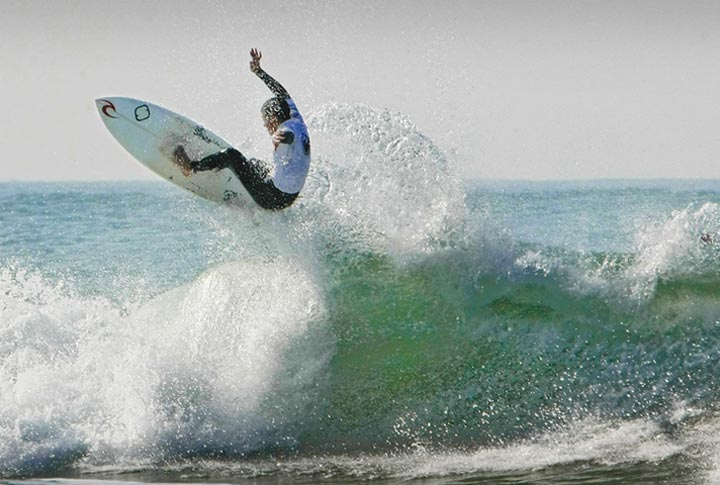 Surf, Windsurf y Kitesurf - Accommodation Flamenco Villas in Conil