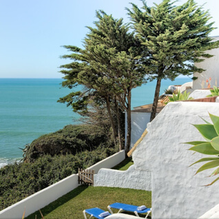 Seaview- Accommodation Flamenco Villas in Conil